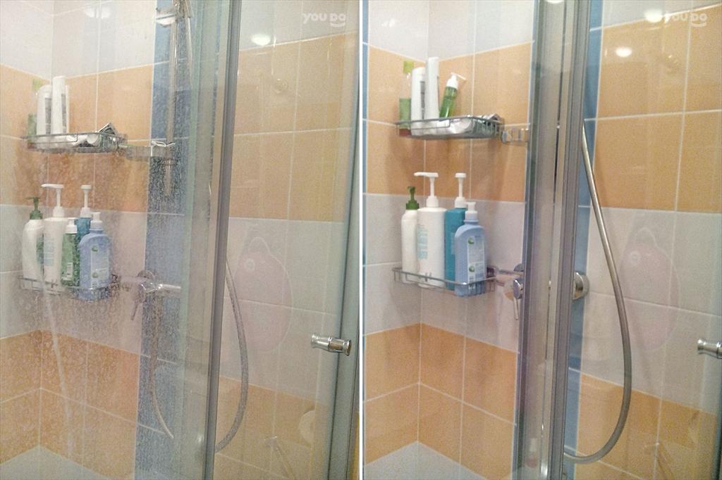 Детальная уборка ванной комнаты: