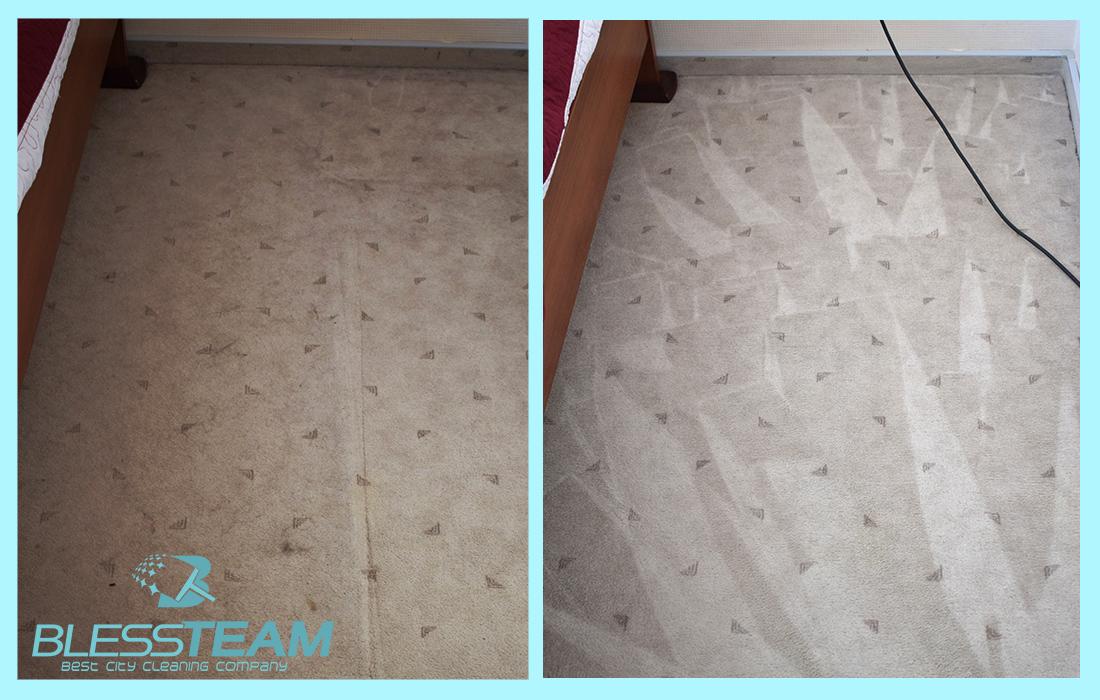 Химчистка ковролина 12 квадратных метров